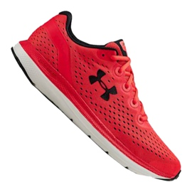 Under Armour Charged Impulse M 3021950-600 sko rød