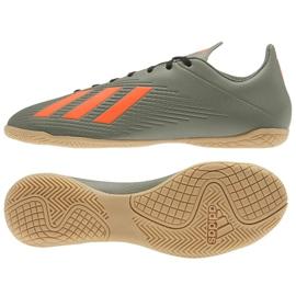 Adidas X 19.4 I M EF8373 fodboldsko grå