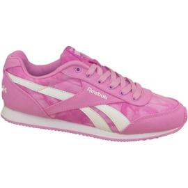 Reebok Royal Cl Jog 2GR W AQ9379 sko pink