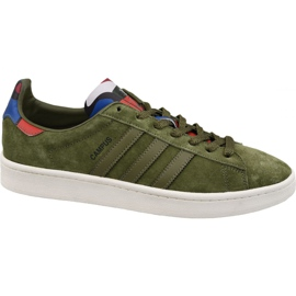 Adidas Campus M BB0077 sko grøn