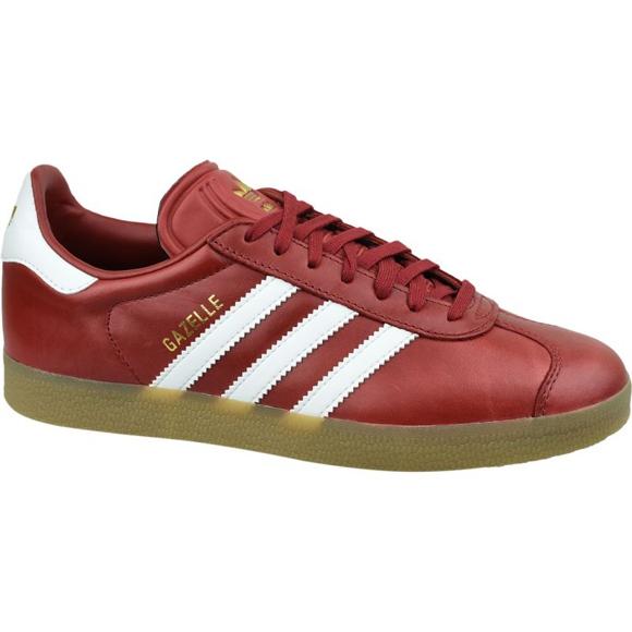 Adidas Gazelle W BZ0025 sko rød