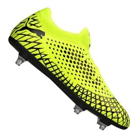 Puma Future 4.4 Sg Fg M 105687-02 fodboldstøvler gul gul