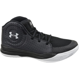 Under Armour Gs Jet 2019 M 3022121-001 sko sort sort