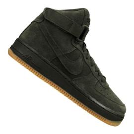 Nike Air Force 1 High Lv 8 Gs Jr 807617-300 sko grøn