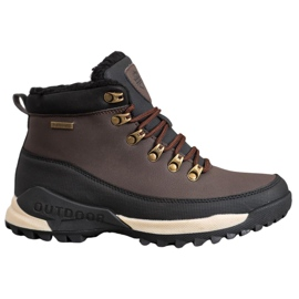 Ax Boxing Brown Trappers brun