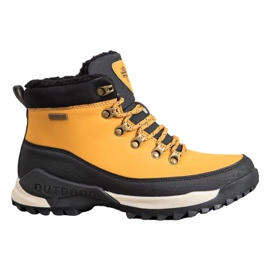 Ax Boxing Yellow Trappers gul