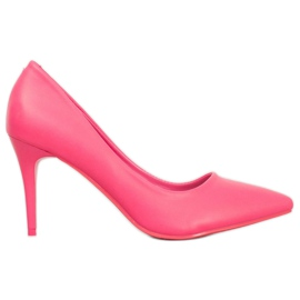 Kylie Pink Pumps