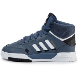 Adidas Originals Drop Step Jr EE8757 sko navy