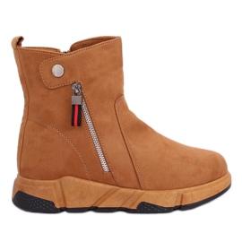 Camel sportsstøvler SJ1938 Camel brun