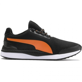 Puma Pacer Next Fs Knit 2.0 M 370507 01 sko sort