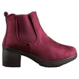 CABIN Klassiske støvler rød
