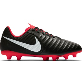 Nike Tiempo Legend 7 Club Mg Jr AO2300 006 fodboldsko sort