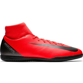Nike Mercurial Superfly X 6 Club CR7 Ic M AJ3569 600 fodboldsko rød
