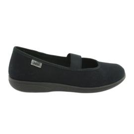 Befado jeans fodtøj pvc 412Q002 sort