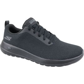 Skechers Go Walk M 54610-BBK sko sort