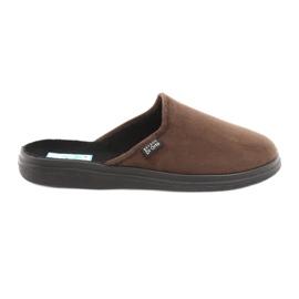 Befado mænds sko pu 125M008 brun