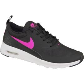 Nike Air Max Thea Gs W 814444-001 sko sort