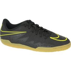 Indendørs sko Nike Hypervenomx Phelon Ii Ic Jr 749920-009 sort sort