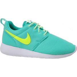 Nike Roshe One Gs W 599729-302 sko blå