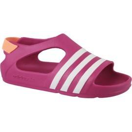 Adidas Adilette Play I Jr B25030 sandaler pink