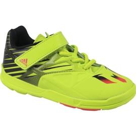 Adidas Messi El IK Jr AF4052 sko gul