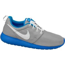 Nike Rosherun Gs W 599728-019 sko grå