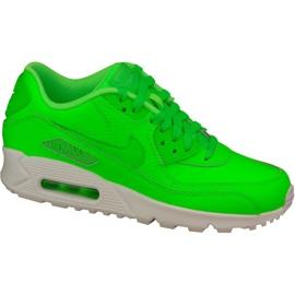 Nike Air Max 90 Ltr Gs W 724821-300 sko grøn