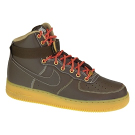 Nike Air Force 1 High M 315121-203 sko brun