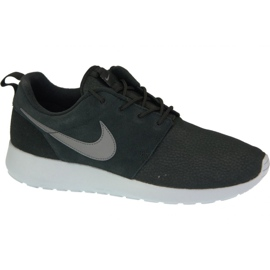 Nike Roshe One Suede M 685280-001 sko sort