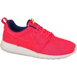 Nike Roshe One Moire W 819961-661 rød