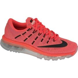 Nike Air Max 2016 sko i 806772-800 rød