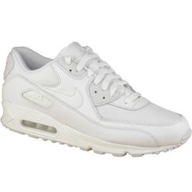 Nike Air Max 90 Essential M 537384-111 sko hvid