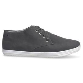 Trendy høje sneakers 3232 grå