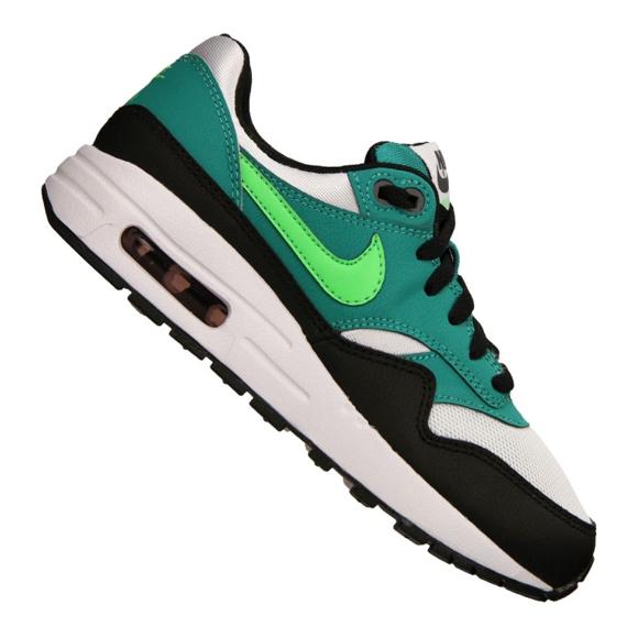 Nike Air Max 1 Gs Jr 807602-111 sko