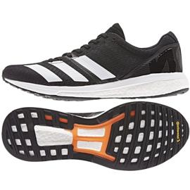 Adidas adizero Boston 8 m M G28861 løbesko sort