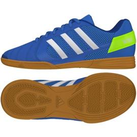 Adidas Top Sala Jr FV2632 indendørs sko blå blå