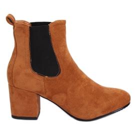 Høje hæle Camel 2208-132 Camel brun