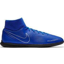 Nike Phantom Vsn Club Df Ic M AO3271 400 fodboldsko blå blå