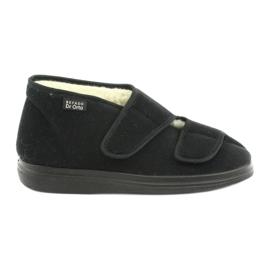 Befado kvinders sko pu 986D011 sort