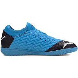 Indendørs sko Puma Future 5.4 It M 105804 01 blå blå