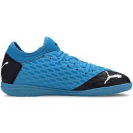Indendørs sko Puma Future 5.4 It Jr 105814 01 blå