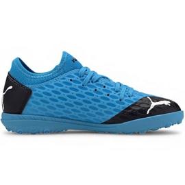 Puma Future 5.4 Tt Jr 105813 01 fodboldsko blå blå