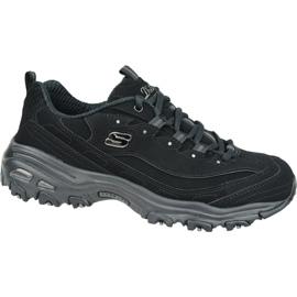 Skechers D'Lites W 11949-BBK sko sort