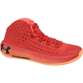 Under Armour Hovr Havoc 2 M 3022050-600 sko rød rød