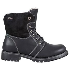 Super Me Varme støvler sort