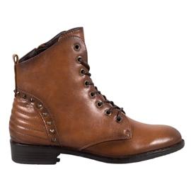 Elegante VINCEZA-støvler brun