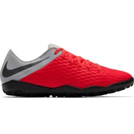 Nike Hypervenom Phantom X 3 Academy Tf M AJ3815 600 fodboldsko rød