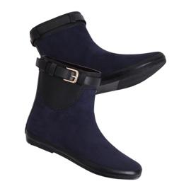 Wellingtons damestøvler marineblå K1890101 Marino navy