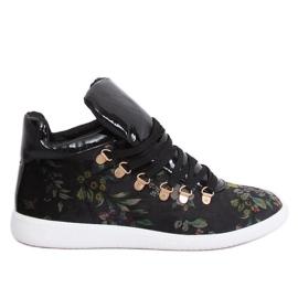 Fløjls-sneakers K1834206 Flores