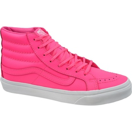 Vans Sk8-Hi Slim W VA32R2MW4 sko pink